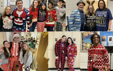 FTHS Gets into the Holiday Spirit