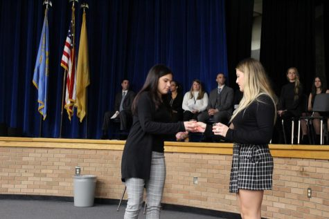 NHS Inductions Photo Gallery