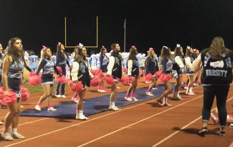 Cheerleading Senior Night Photo Gallery