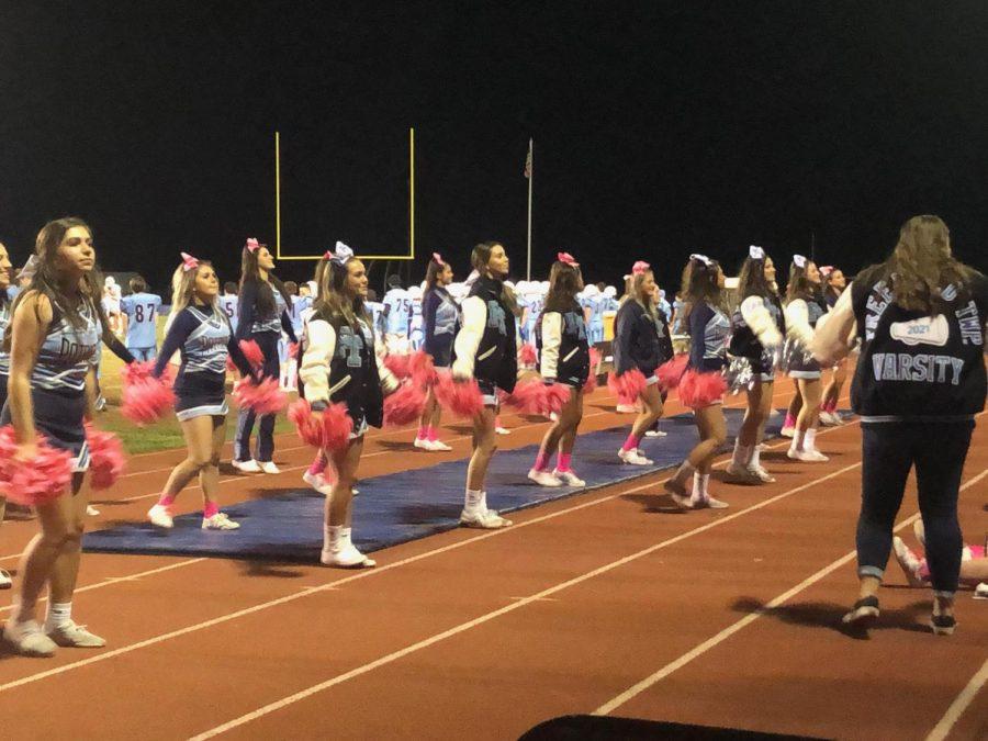 Cheerleading Senior Night Photo Gallery