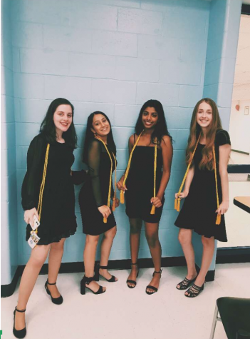 Class of 2021 Inducted Into National Honor Society