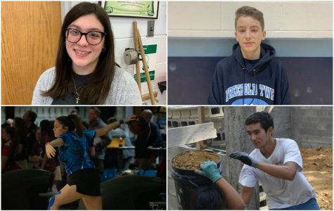 December Extracurricular Students of the Month