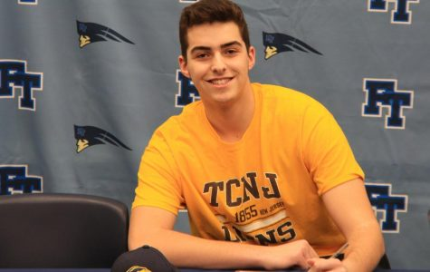 Alec Schwartz, Baseball at TCNJ