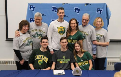 Zach Zawatski, XC and Track at Baylor