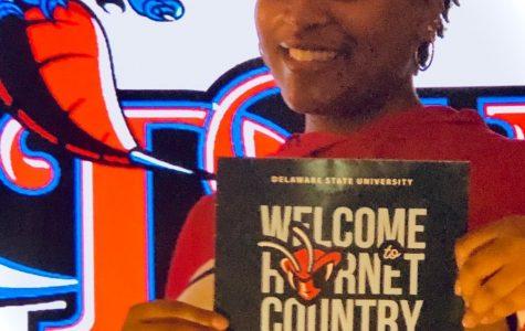 Imani Mathurin – Delaware State University