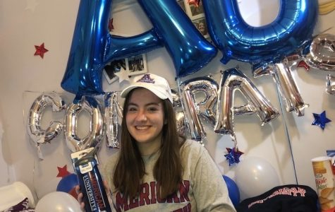 Samantha Saveriano – American University