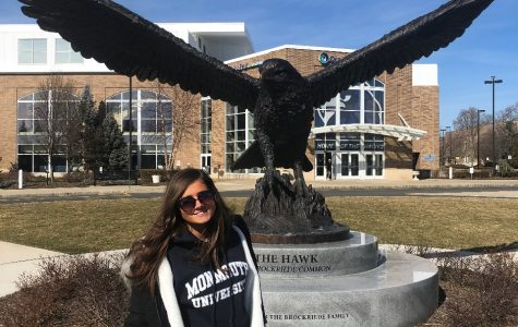 Halle Bascone – Monmouth University