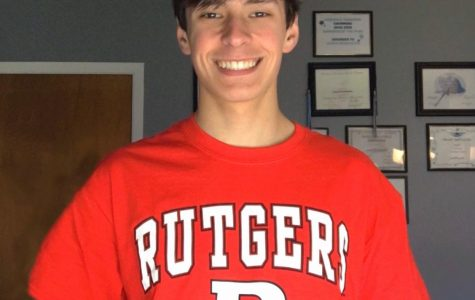 Jared Brandwein – Rutgers University