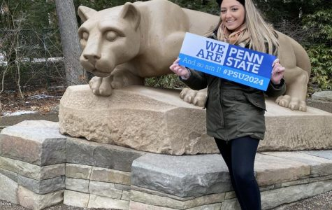 Ashley Dalton – Penn State University
