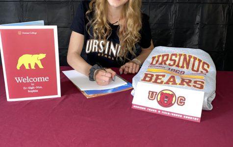 Sophia Hodges – Ursinus College