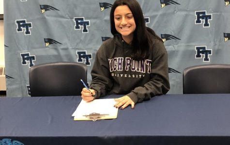 Athena Giannakouros – High Point University
