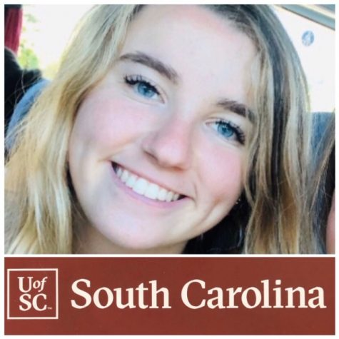 Julianna Burns - University of South Carolina