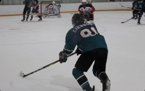 Jacob Liebross – Junior Hockey for the 87's