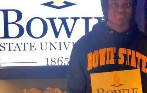 Elijah Mathurin – Bowie State University