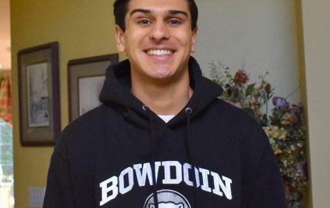 Connor Latona – Bowdoin College