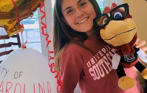 Liz Mays – University of South Carolina