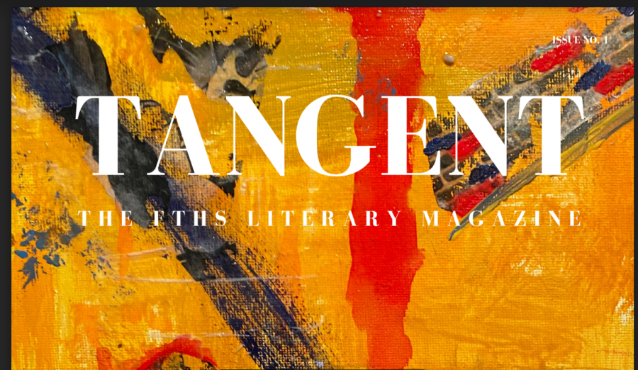 IB Senior Creates Literary Magazine