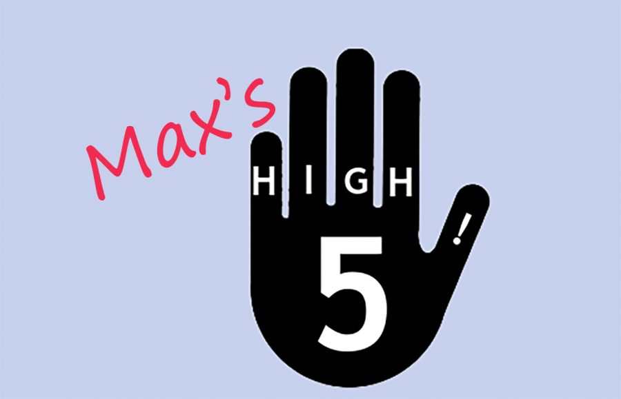 Max's High Five: Tips for Virtual Learning