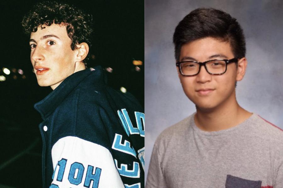 Senior Spotlight: Luke Pesce and Joe Park