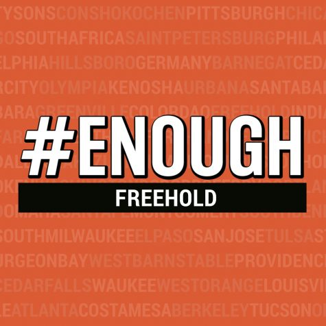 "FTHS Presents: ""#ENOUGH: Plays to End Gun Violence"""
