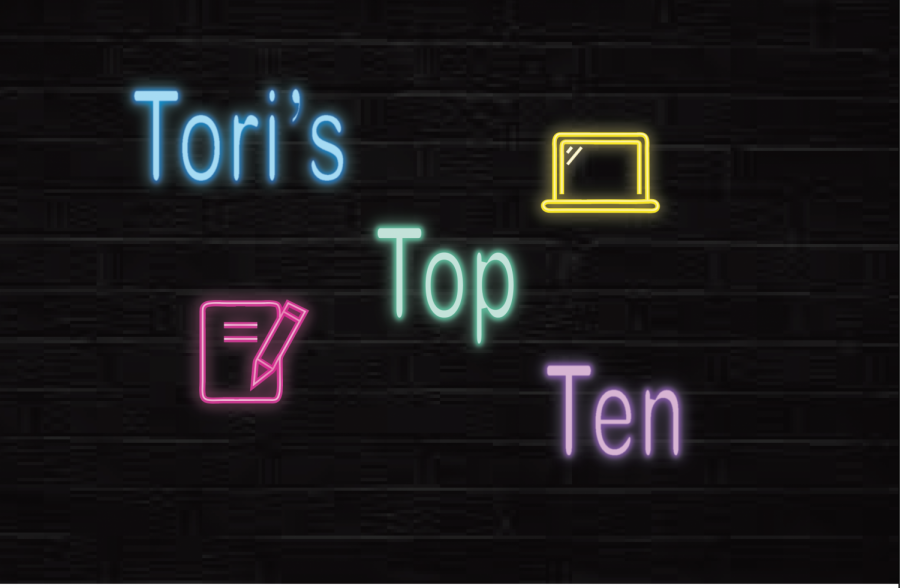 Tori's Top Ten: Famous Movie Quotes