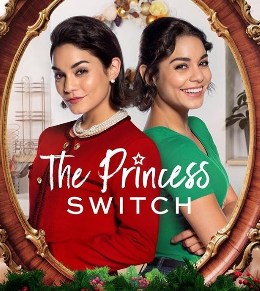 Movie Review: The Princess Switch