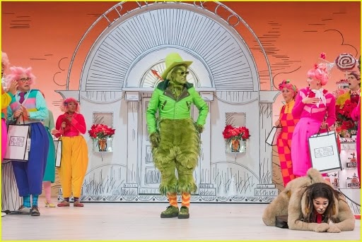 Matthew Morrison Ruins Christmas: A Review of the Live Grinch Musical