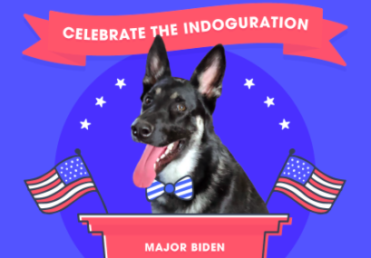 The 'Indogeration' of Major Biden