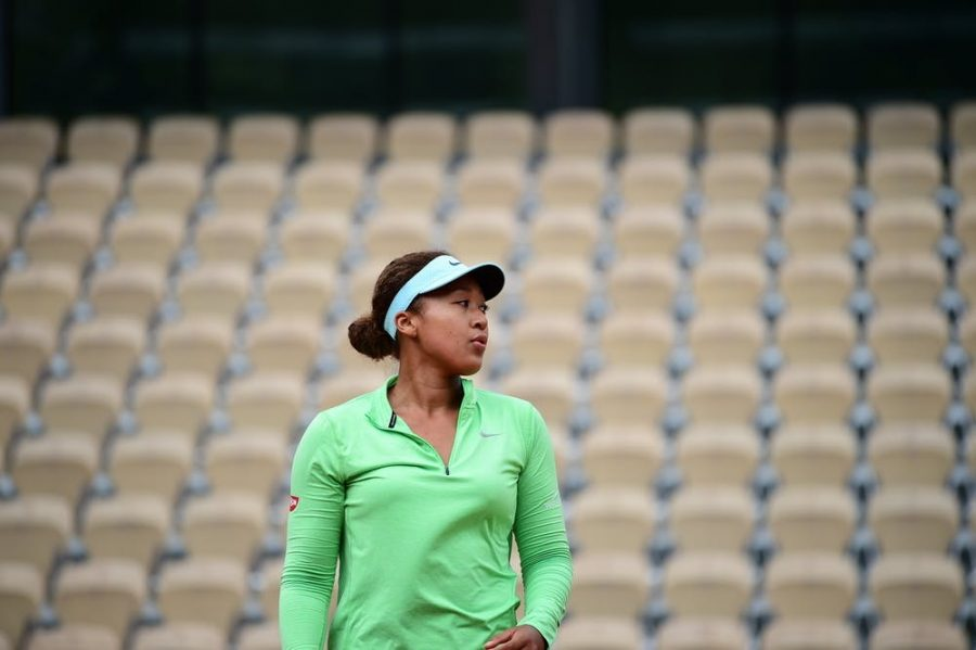 Naomi Osaka and Mental Health in Professional Tennis