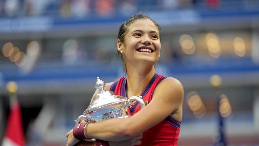 Emma Raducanus Historic US Open