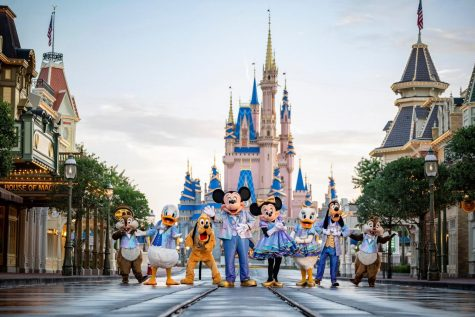 Reopening Disney World for the 50th Anniversary