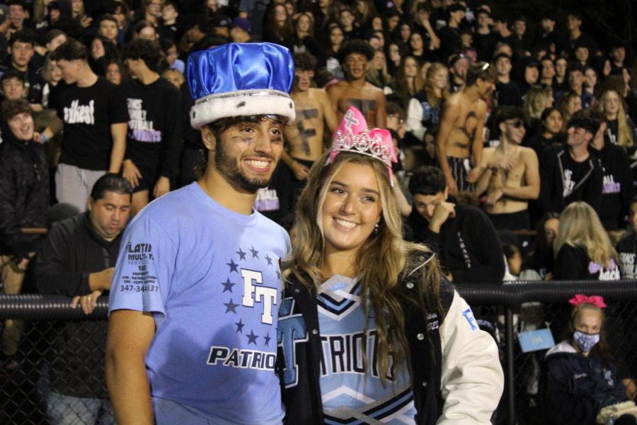 Meet the Homecoming King and Queen