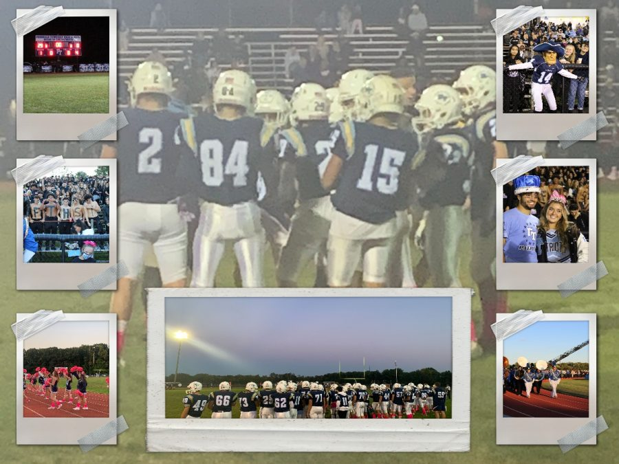 A+Homecoming+Game+to+Remember