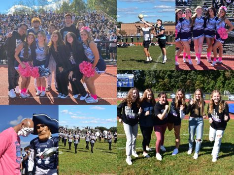 Homecoming Pep Rally & Tailgating, Thoughts and Photos